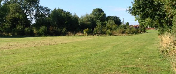 Image: Holly Close Recreation Ground